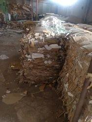 Corrugated Waste