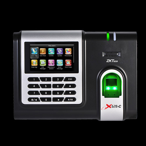 Finger Print Device - Multi- Bio-metric Time And Attendance