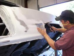 Automobile Body Repairing Service