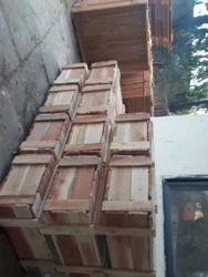 Jungle Wood Packing Box