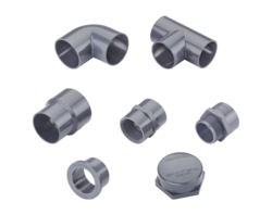 UPVC Agri Fittings