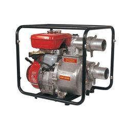 Petrol Start Kerosene Run Self Priming Pump Set