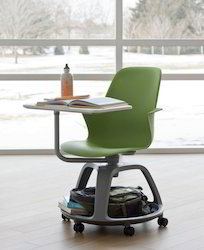 Modern Classroom Chair with Desk