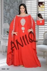 Fancy Farasha Islamic Dress For Women 387