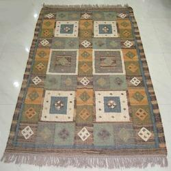 Antique Jute Kilim Rugs