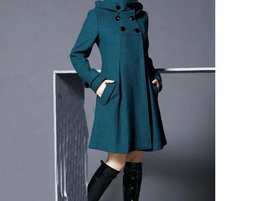 d7265f7f31d Ladies Long Coat, महिलाओं के लिए लंबी कोट, Ladies ...