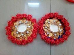 Decorative Floating Diya