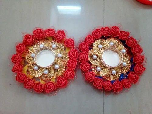 Pooja, Decoration Decorative Floating Diya, Packaging Type: Box