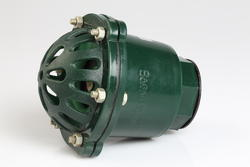 Thread Green Foot Valve