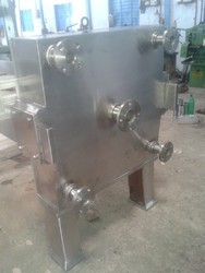 Filter Press For Pharmaceutical Plant
