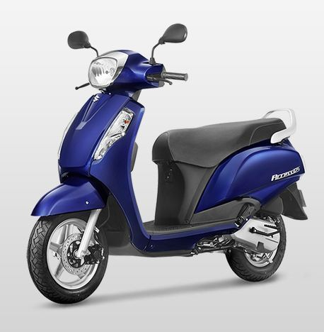 new suzuki access 125 view specifications details of suzuki scooter by automatic suzuki. Black Bedroom Furniture Sets. Home Design Ideas