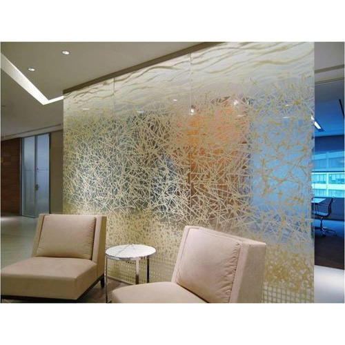 Decorative Office Partitions
