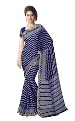 Georgette Viscose Saree