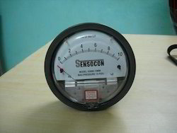 Sensocon Mack Magnehelic Gages 0 To 10 MMWC