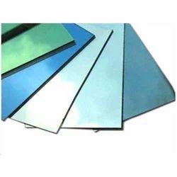 Reflective Plain Glass