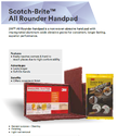 Scotch-Brite All Rounder Handpad