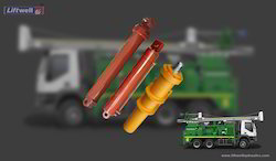 LHPL Hydraulic Cylinder For Drilling Rig