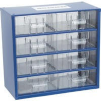 8 Drawer Small Parts Storage Cabinet