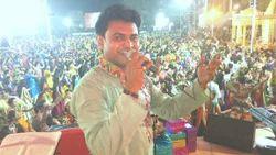 Navratri Garba Dandiya Event Singer