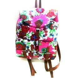 Kantha Backpack