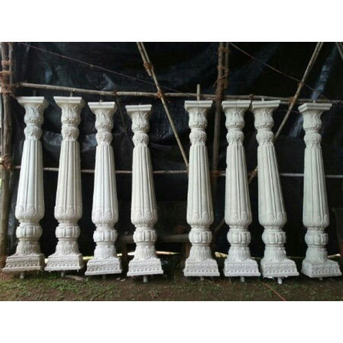 Cement Railing Pillar रलग पलर Mahboob Plaster Of