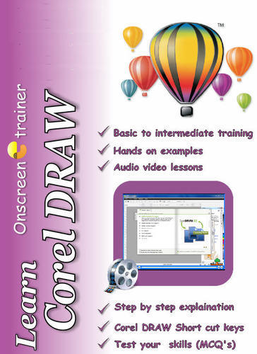 Corel Draw X5 Audio Visual Tutorial in Hindi/English/Tamil in