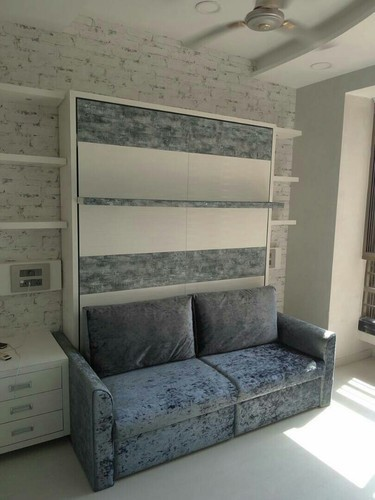 Murphy Sofa Wall Bed For House Size 5