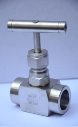 Needle Valves 10000 Psi Needle Valve Manufacturer From