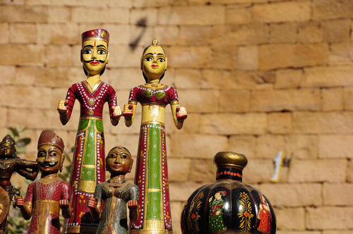 Special Rajasthani Handicrafts View Specifications Details Of