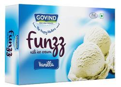 Govind Vanilla Ice Cream