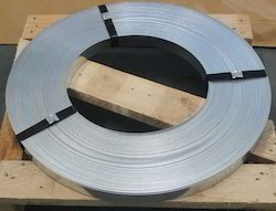 Steel Strapping Zinc Coated