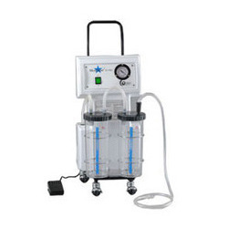 Mobile Suction Machine