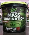 Mass Domination Mass Gain Nutrition, 5.45kg