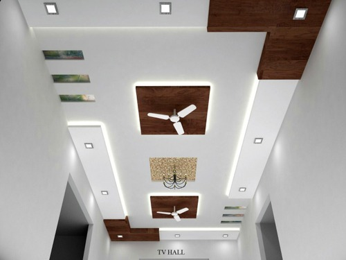 Gypsum False Ceiling in Hyderabad, Uppal by Bombay ...