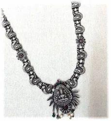 925 Silver Antique Necklace