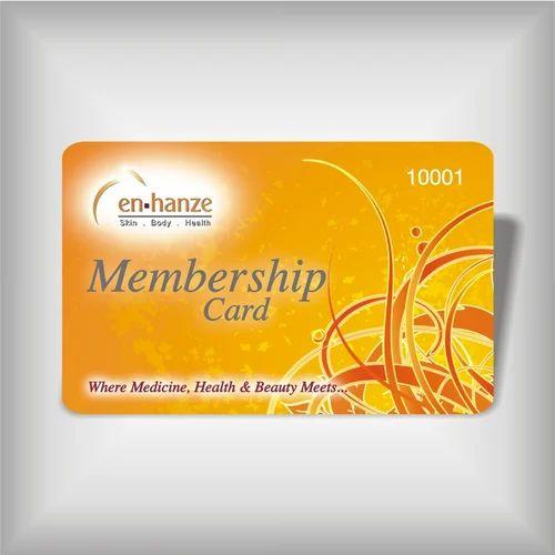 Gold Membership Card Membership Card  Pratibandhi Udyog Kolkata