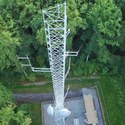 Large Antenna Inspection