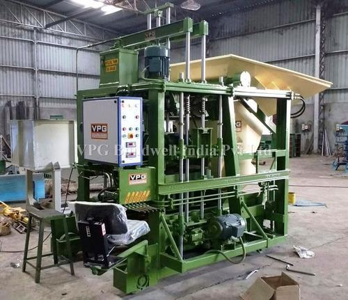Automatic 1720 Type Block Making Machine