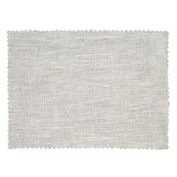 Natural White Linen Fabric