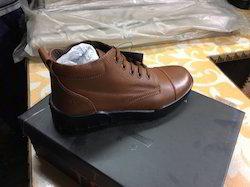 Tan Colour TSF Police Shoe