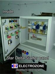 Star Delta Starter Panel