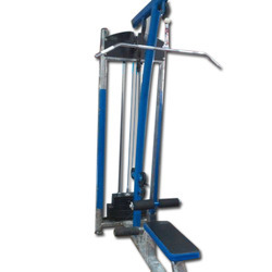 High Pulley Lat Machine