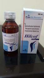 Dextromethorphan Hydrobromide Phenylephrine Hydrocloride and Chlorpheniramine Maleate Syrup