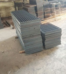 Galvanized Electroforged Gratings for Industrial