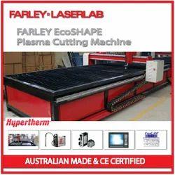 Cnc Plasma Drilling Machines Farley Ecoshape Table