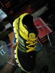 Blue/yellow Men Sports Shoes, Size: 6, 7, 8, 9, 10