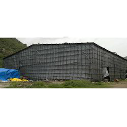 HDPE Monsoon Sheds