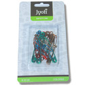 Jyoti Safety Pin - Colored, Packaging Type: Box