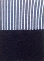 Summer Cotton School Uniform Fabric, Size: Medium