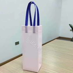 Laminated Non Woven Wine Bag
